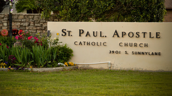 Welcome to St. Paul the Apostle Catholic Church